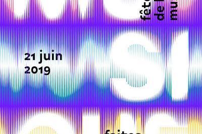 Fête De La Musique- Rue Thomas Bazi à Caudebec en Caux