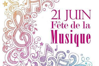 Fête de la musique - Place de la république à Bar sur Seine