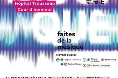 Fête De La Musique À L'hôpital Trousseau Paris 12ème À 17h Musiquegyptomania