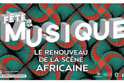 Fête de la musique à Pau 2019