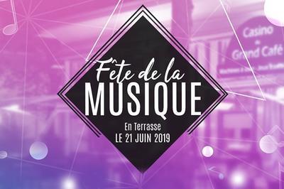 Fête de la musique au Casino ! à Vichy