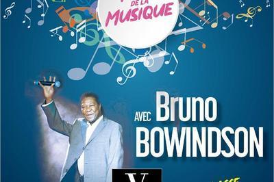Fête de la Musique avec Bruno Bowindson à Lyon