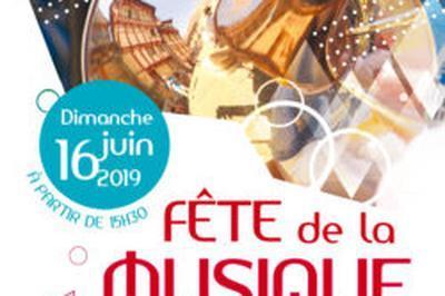 Fête de la musique - Centre-ville à Josselin