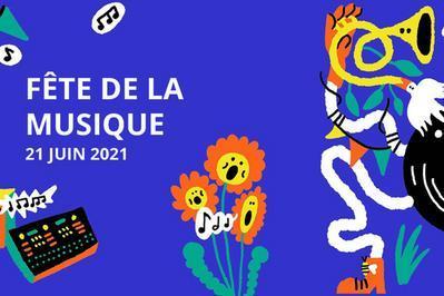 Fête De La Musique Place De La Mairie à Issy les Moulineaux