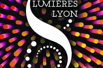 Fête des lumières à Lyon en 2019