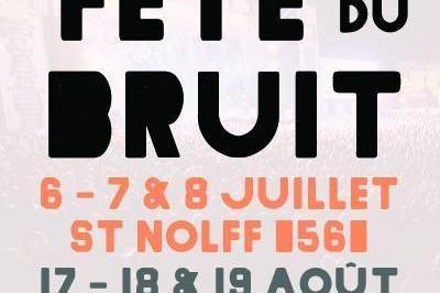Sprême NTM +Shaka Ponk / Franz Ferdinand à Landerneau du 18 au 19 août 2018