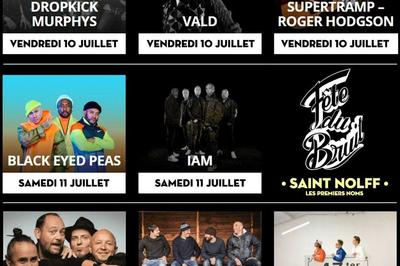 Fete Du Bruit - Vendredi et Samedi à Saint Nolff