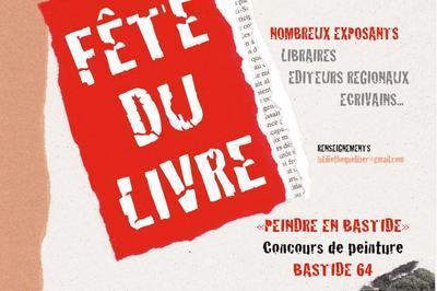 Fête du livre à La Bastide Clairence