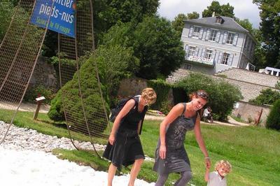Fête du Sentier Pieds-nus à Husseren Wesserling