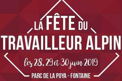 Fete Du Travailleur Alpin à Fontaine du 28 2019