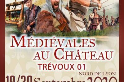 Fête Médiévale à Trévoux à Trevoux