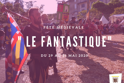 Fête Médiévale de Crest édition 2020