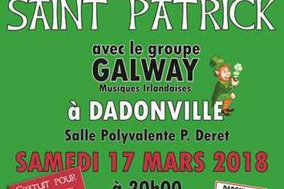 Fetes de la saint Patrick à Dadonville