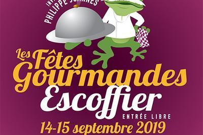 Fêtes Gourmandes Escoffier 2019