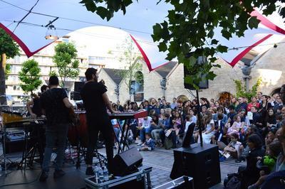 Fêtez L'été à Bercy Village à Paris 12ème