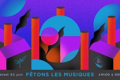 Fêtons les musiques / FMR & Friends à Rouen
