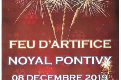 Feu d'artifice à Noyal Pontivy