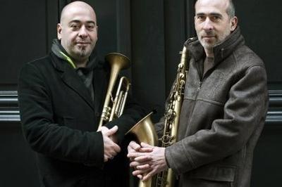 Fickelson- Duthu- Salut invitent Lionel et Stéphane Belmondo à Toulouse