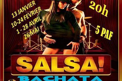 Fiesta Latina | Mix By Echalesalsita & Live Salsa Choke à Montpellier