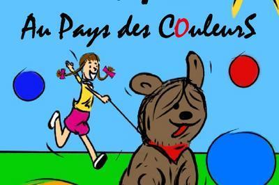 Fifou au pays des couleurs à Nimes