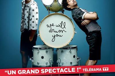Fills Monkey - We Will Drum You à Nantes
