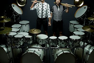 Fills Monkey - We will drum you à Herblay