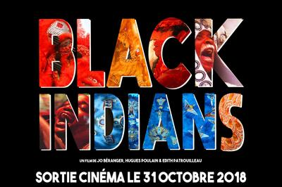 Film Black Indians en présence de Big Chief David Montana à Paris 5ème