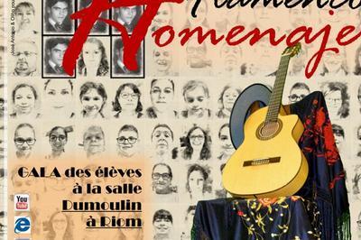 Flamenco à Riom