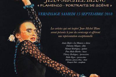 Flamenco-portraits de scène à Tarbes