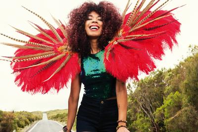 Flavia Coelho, Album Sonho Real à Cebazat