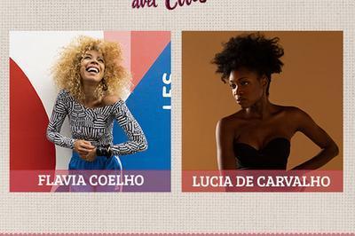 Flavia Coelho   Lucia De Carvalho à Le Garric