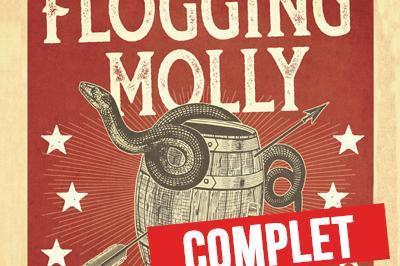 Flogging Molly au Ninkasi Kao à Lyon