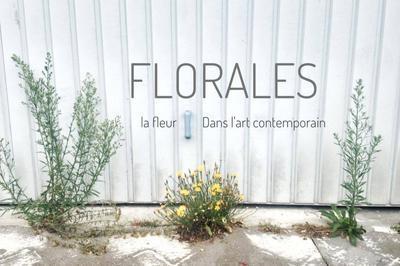 Florales, la fleur dans l'art contemporain à Le Havre