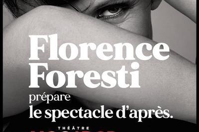 Florence Foresti à Saint Etienne