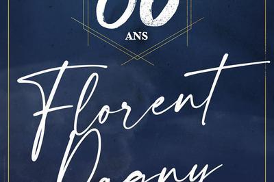 Florent Pagny à Saint Etienne