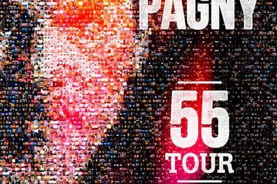 Florent Pagny à Paris 9ème