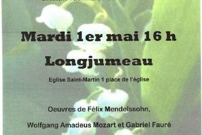Florilège de musique sacrée à Longjumeau