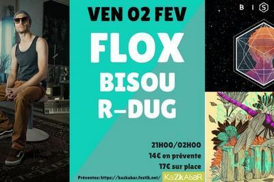 Flox / Bisou / R-dug à Joyeuse