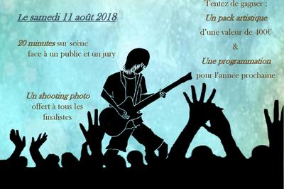 Concours Tremplin des Apéros Musique de Blesle 2018