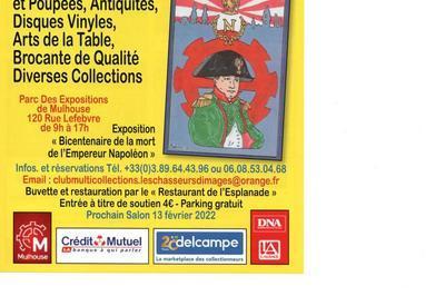 Salon des Collectionneurs à Mulhouse
