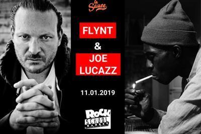 Flynt + Joe Lucazz à Bordeaux