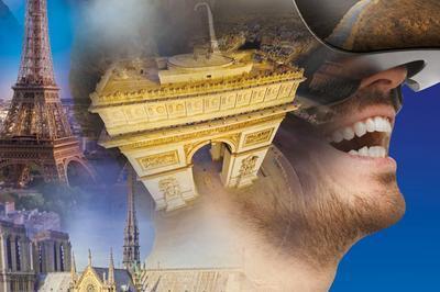 Flyview - L'Incroyable Survol à Paris le 31 décembre 2020 à Paris 2ème
