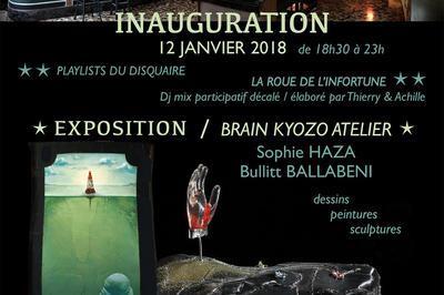 Inauguration Diskar Loar à Loguivy Plougras