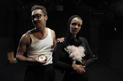 Focus - théâtre physique / clown absurde à Nantes