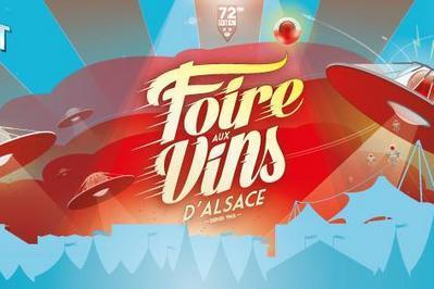 Foire aux Vins d'Alsace 2019