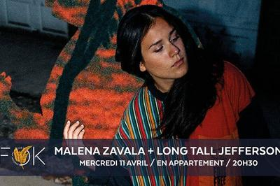 FOK #2 : Malena Zavala et Long Tall Jefferson à Nancy