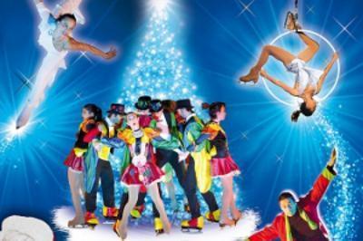 Folie De Noel Sur Glace à Amiens