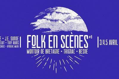 Folk En Scenes - Pass 2j Vs - 21h00 à Saint Nazaire