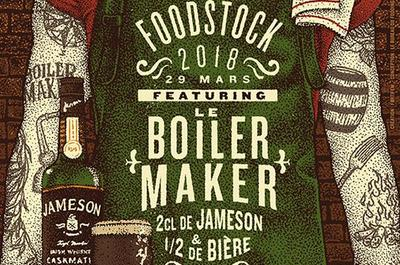 Foodstock 2018 for Le garage paris austerlitz