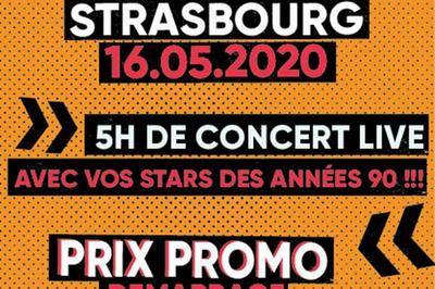Forever 90 - report à Strasbourg